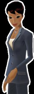 Stijlvolle business avatar