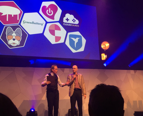 WebSpeaking Avatars Pitcht bij Haarlem Valley met Jort Kelder