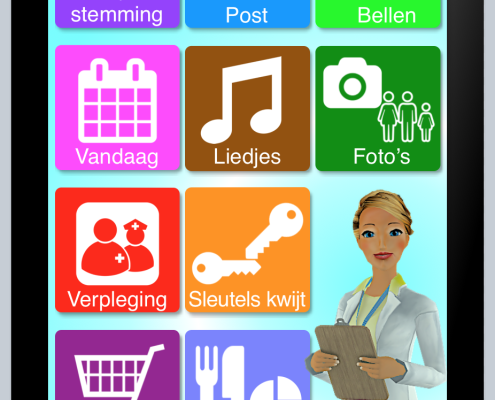 WebSpeaking avatars voor e-learning uitleganimaties apps en e-health